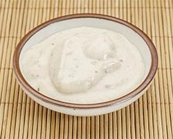 Salsa Roquefort con Leche